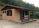 Acacia  Chalet- sleeps 4/6 people: 2 rooms - 32 m²