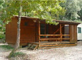 Chalet- sleeps 4/6 people: 2 rooms - 35 m²