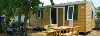Mobil-home 4/6 personnes Confort