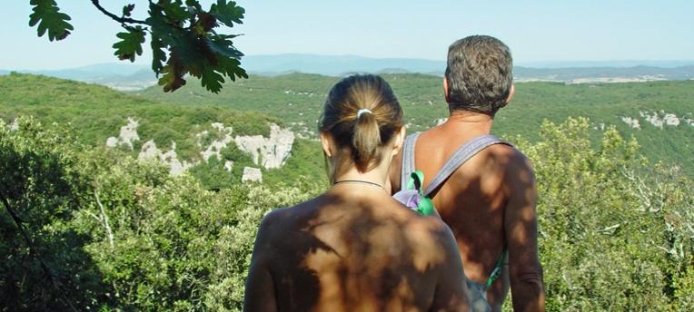 Randonnée naturiste