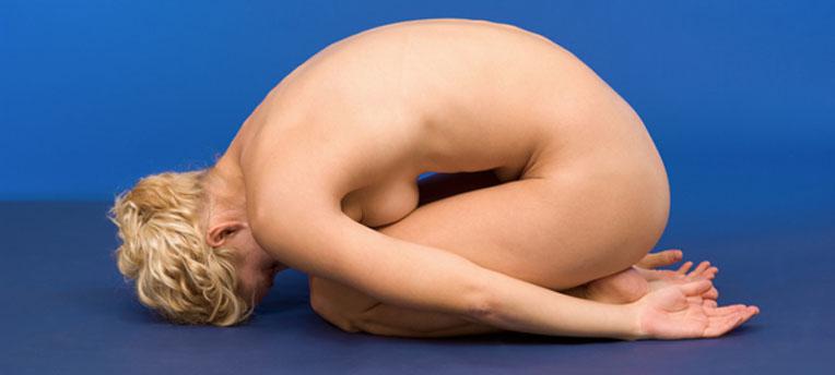 Yoga ? Oui, mais nu...
